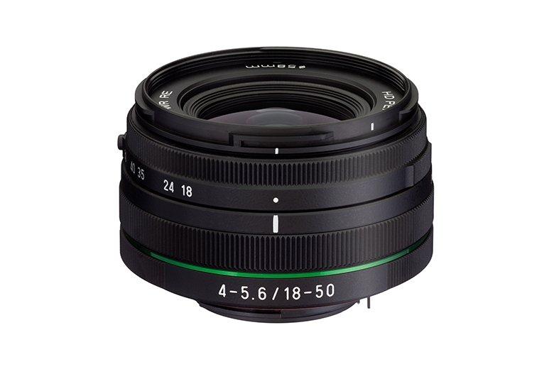 PENTAX 18-50 mm f/4-5,6 HD DA DC WR RE