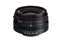 PENTAX 18-50 mm f/4-5,6 HD DA DC WR RE