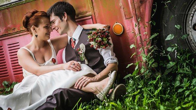 KURZ - Svatební fotografie