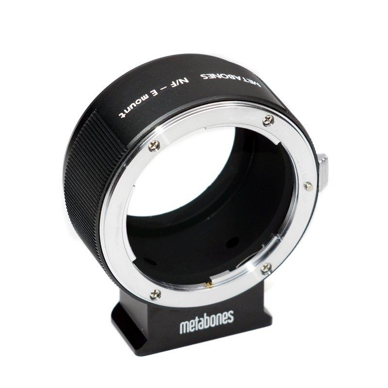 METABONES adaptér objektivu Nikon F na Sony E II T