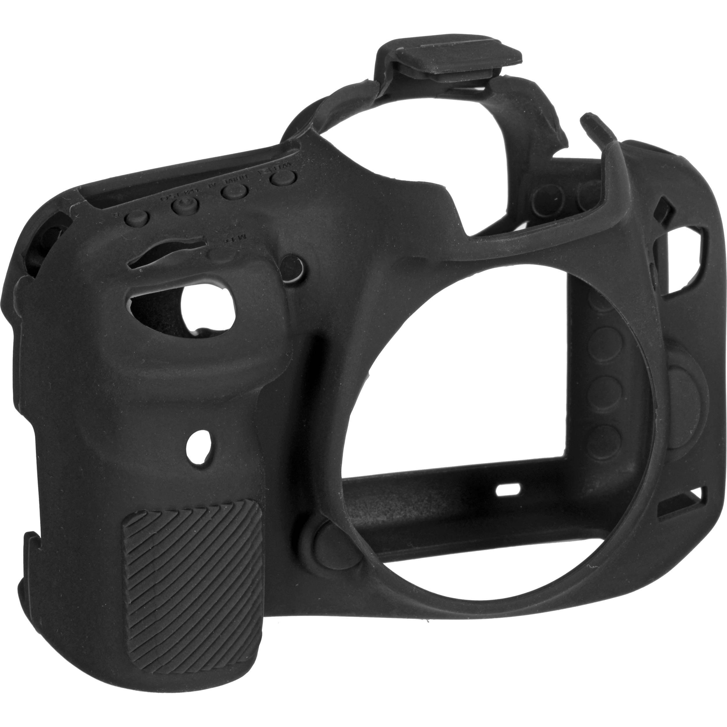 EASYCOVER silikonové pouzdro pro Canon EOS 7D Mark II