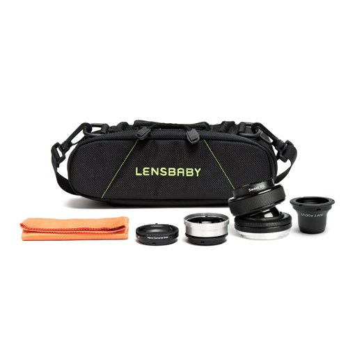 LENSBABY Composer Pro Macro pro Canon