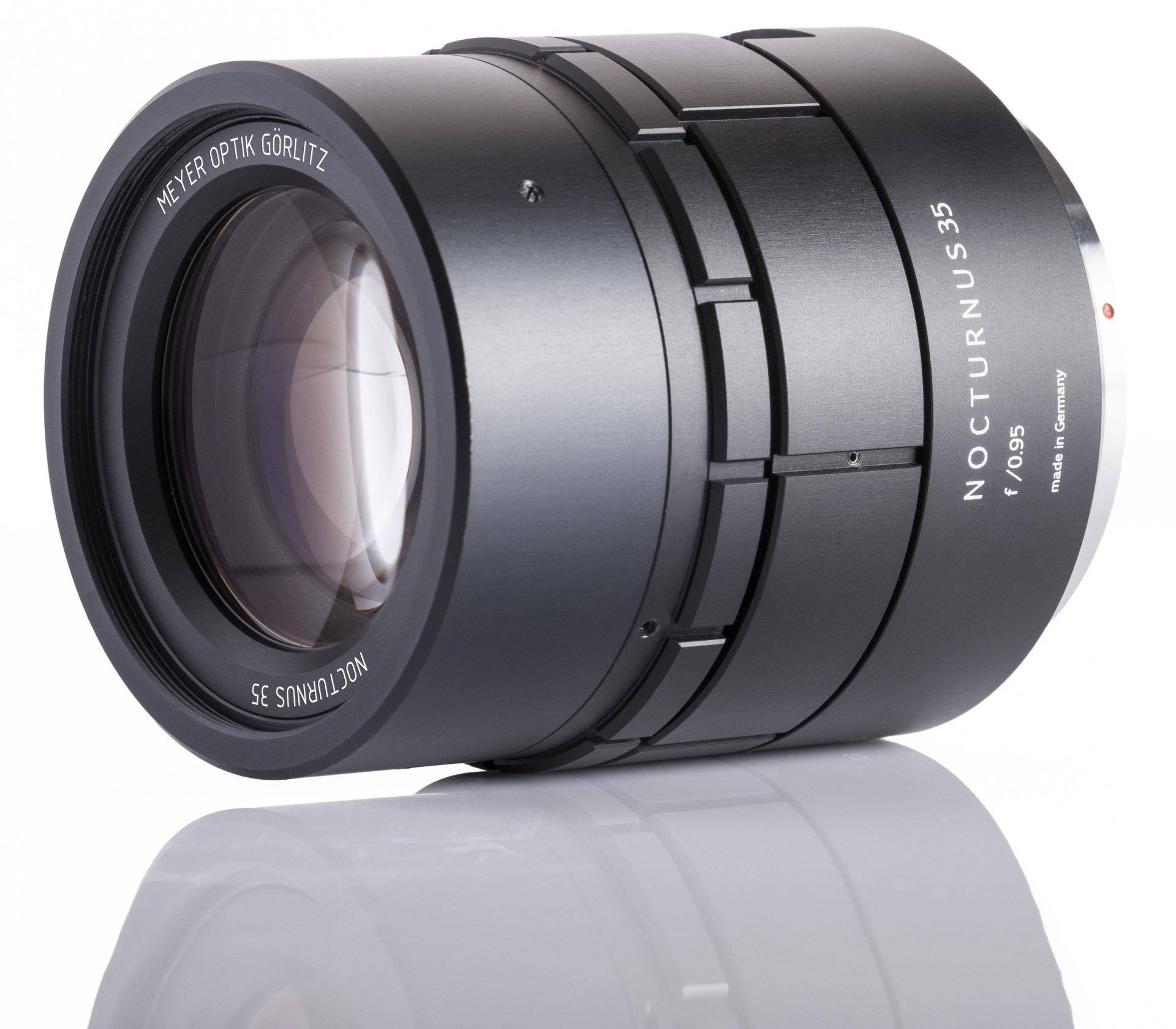 MEYER OPTIK GÖRLITZ 35 mm f/0,95 Nocturnus pro Olympus/Panasonic MFT