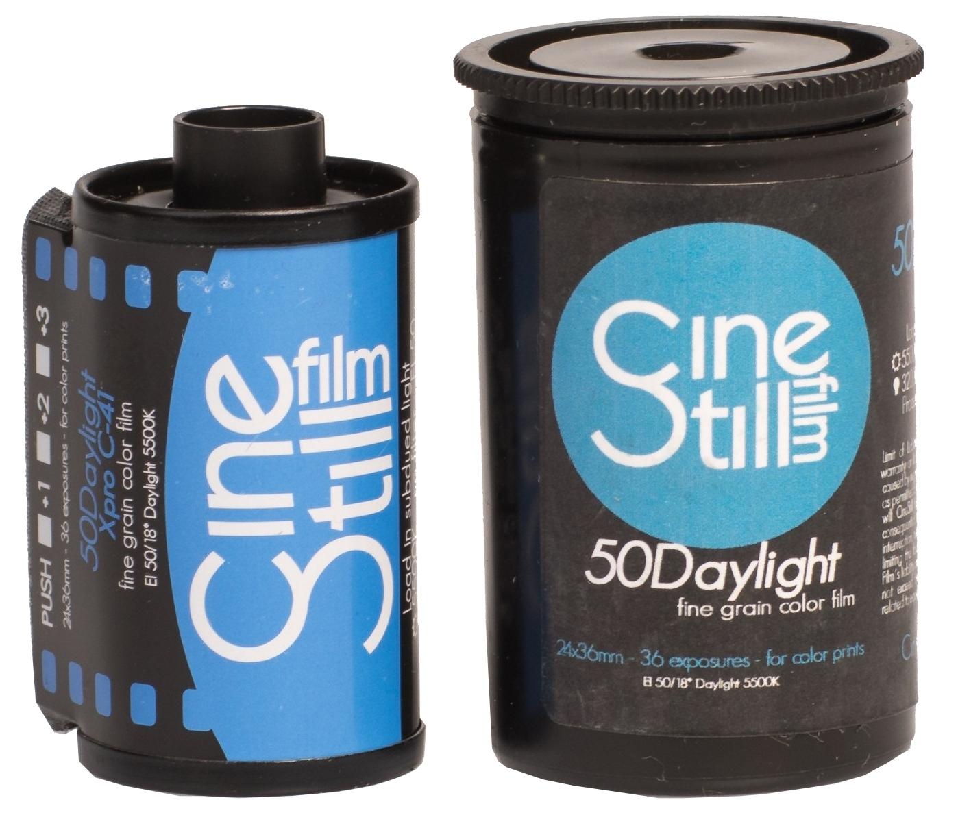 CINESTILL 50D/135-36 Daylight