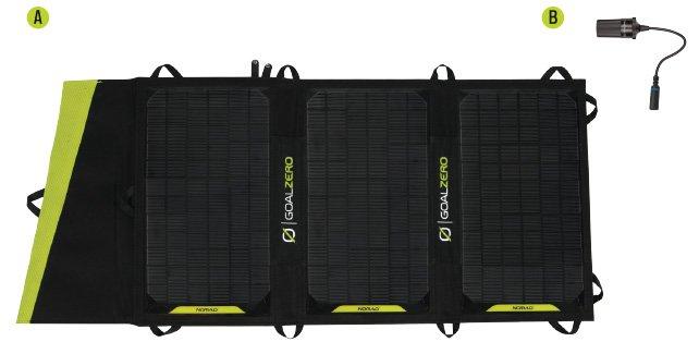 GOAL ZERO NOMAD 20 solární panel