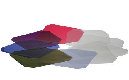 "HENSEL 7120 9""sada barevných filtrů"