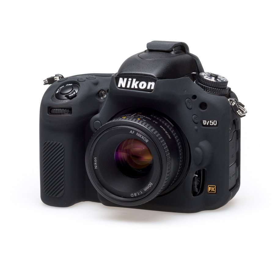 EASYCOVER silikonové pouzdro pro Nikon D750
