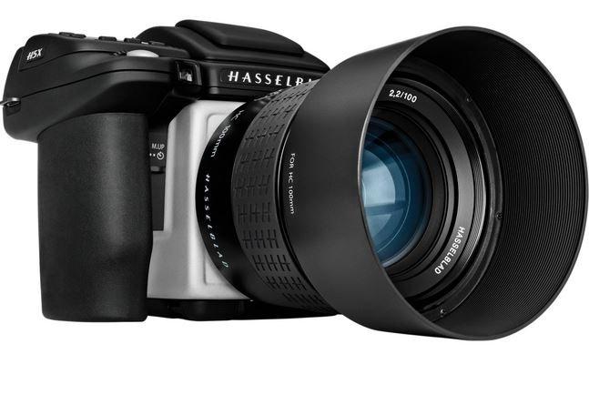 HASSELBLAD H5X tělo + bateriový grip + hledáček HVD90X