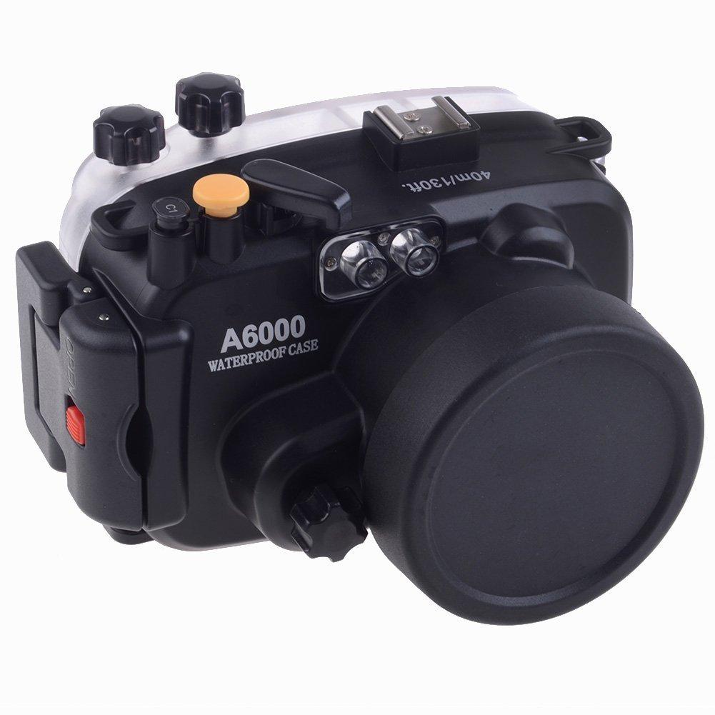 MEIKON podvodní pouzdro pro Sony A6000 + 16-50