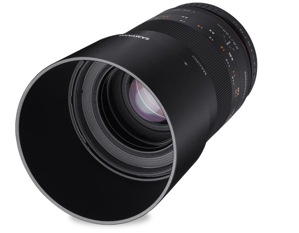SAMYANG 100 mm f/2,8 ED UMC Macro pro Fujifilm X
