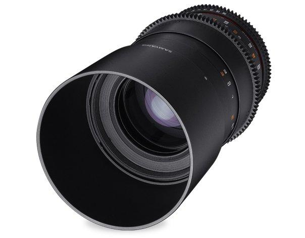 SAMYANG 100 mm T3,1 VDSLR ED UMC Macro pro Samsung NX