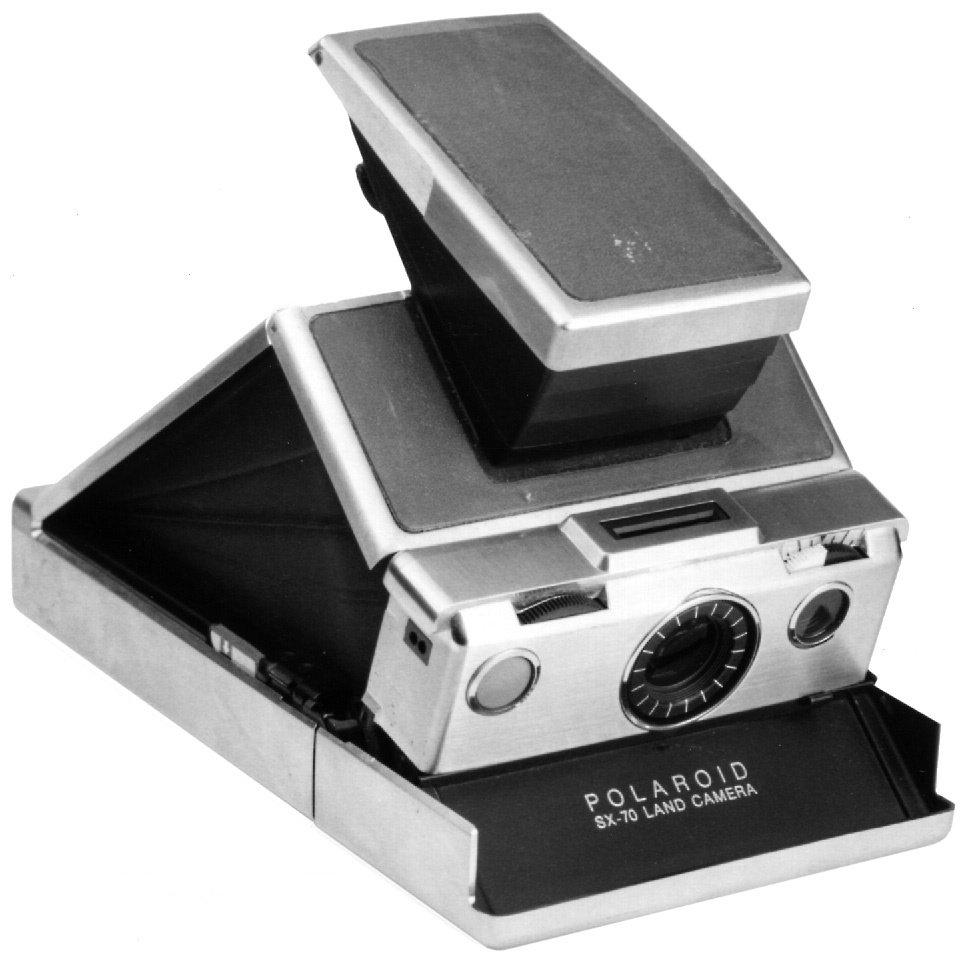 POLAROID SX-70 - REPASOVANÝ PŘÍSTROJ záruka 6 měsíců