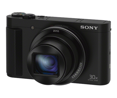 SONY CyberShot DSC-HX90 černý + okamžitá sleva 1000Kč