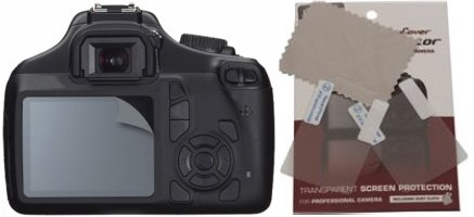 EASYCOVER fólie na LCD display pro Canon EOS 600D/60D