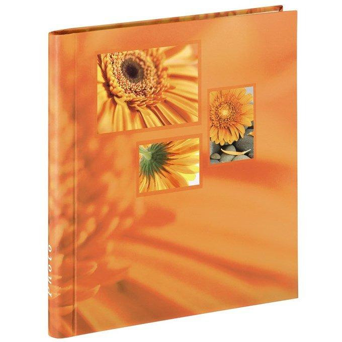 HAMA SINGO, samolepicí/20 stran, oranžová