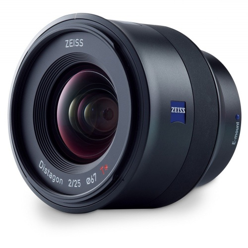 ZEISS Batis 25 mm f/2 Distagon T* pro Sony E