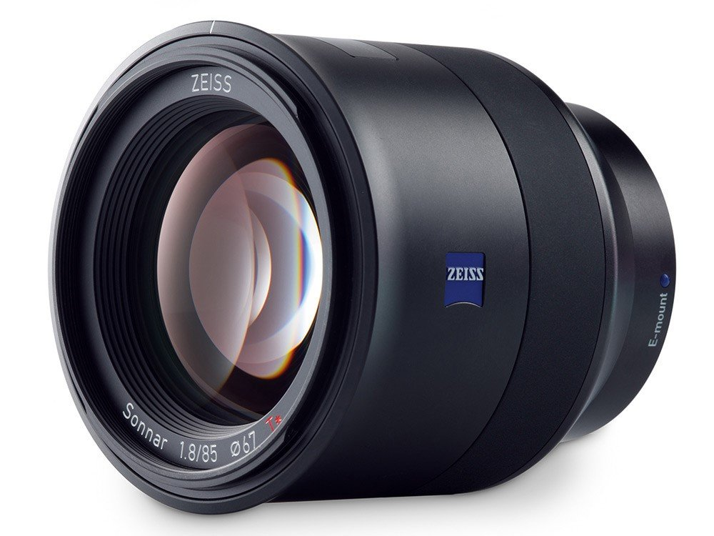 ZEISS Batis 85 mm f/1,8 Sonnar T* pro Sony E + UV filtr zdarma
