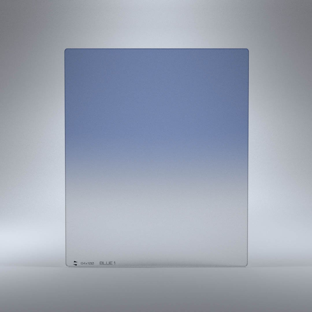RAY MASTERS filtr Blue 1 84x100 mm