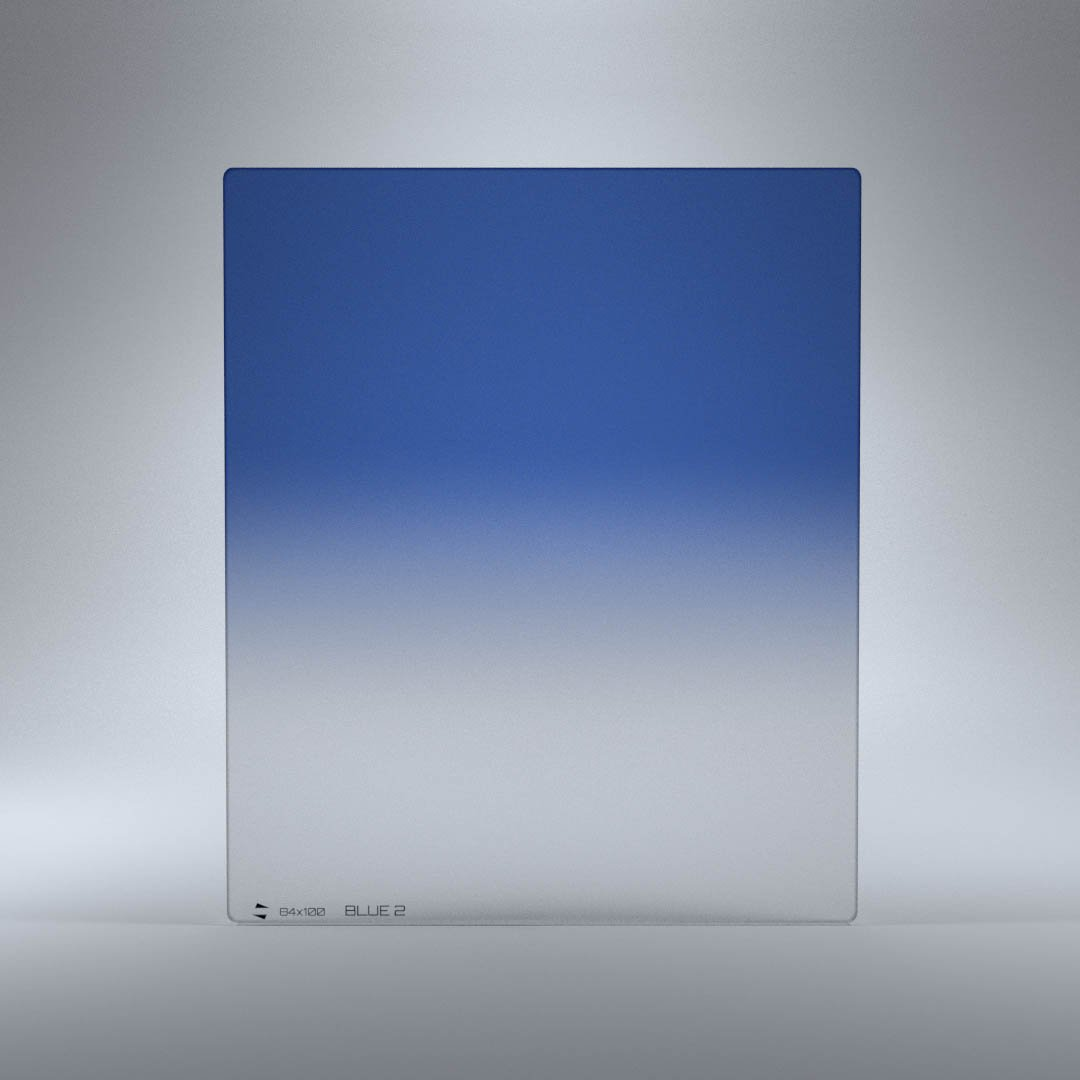 RAY MASTERS filtr Blue 2 84x100 mm