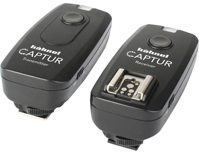 HAHNEL Captur rádiová spoušť fotoaparátu/blesku pro Nikon