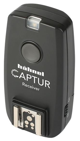 HAHNEL Captur rádiový přijímač pro Canon