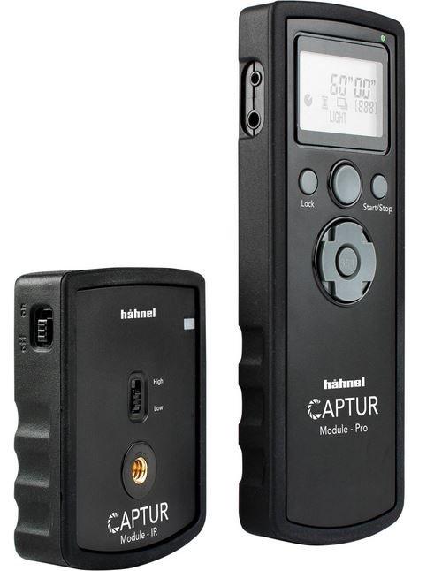 HAHNEL Captur Pro Modul rádiová spoušť se senzory a časosběrem - vysílač
