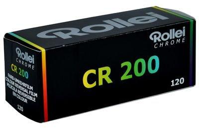 ROLLEI Chrome CR 200/120