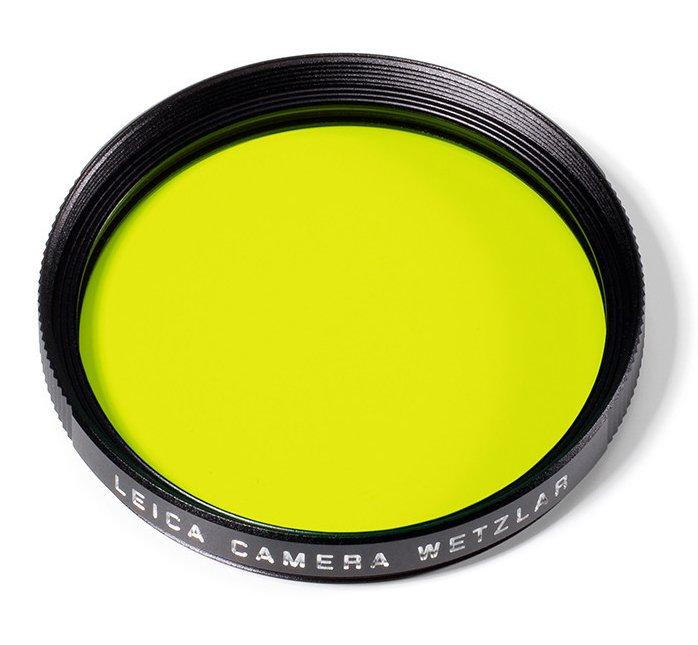 LEICA filtr žlutý 39 mm