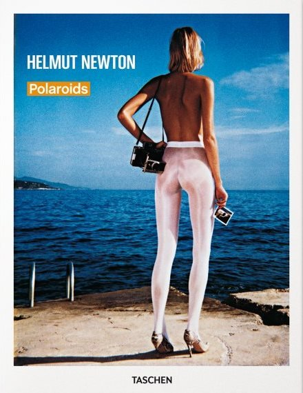 Helmut Newton - Polaroids (menší formát)