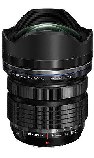 OLYMPUS M.Zuiko Digital PRO 7-14 mm f/2,8