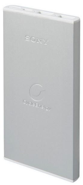 SONY CP-F2 přenosná nabíječka pro chytré telefony 7000 mAh černá
