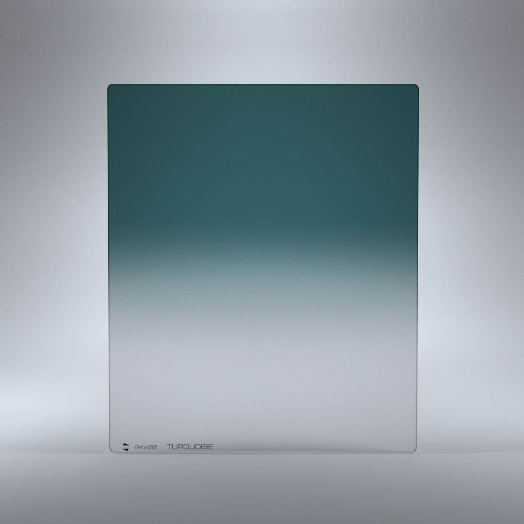 RAY MASTERS filtr Deep Turquois 84x100 mm
