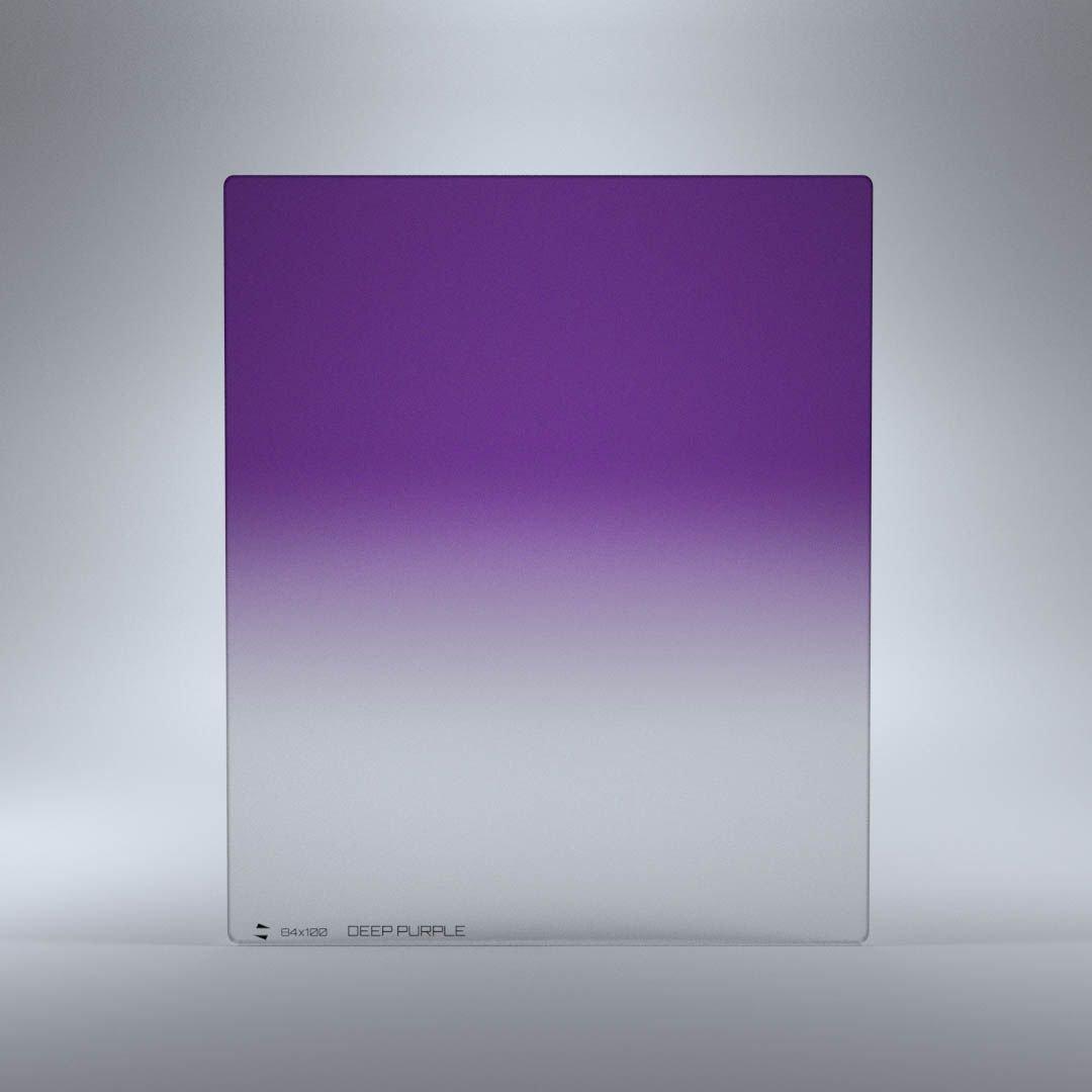 RAY MASTERS filtr Deep Purple 84x100 mm