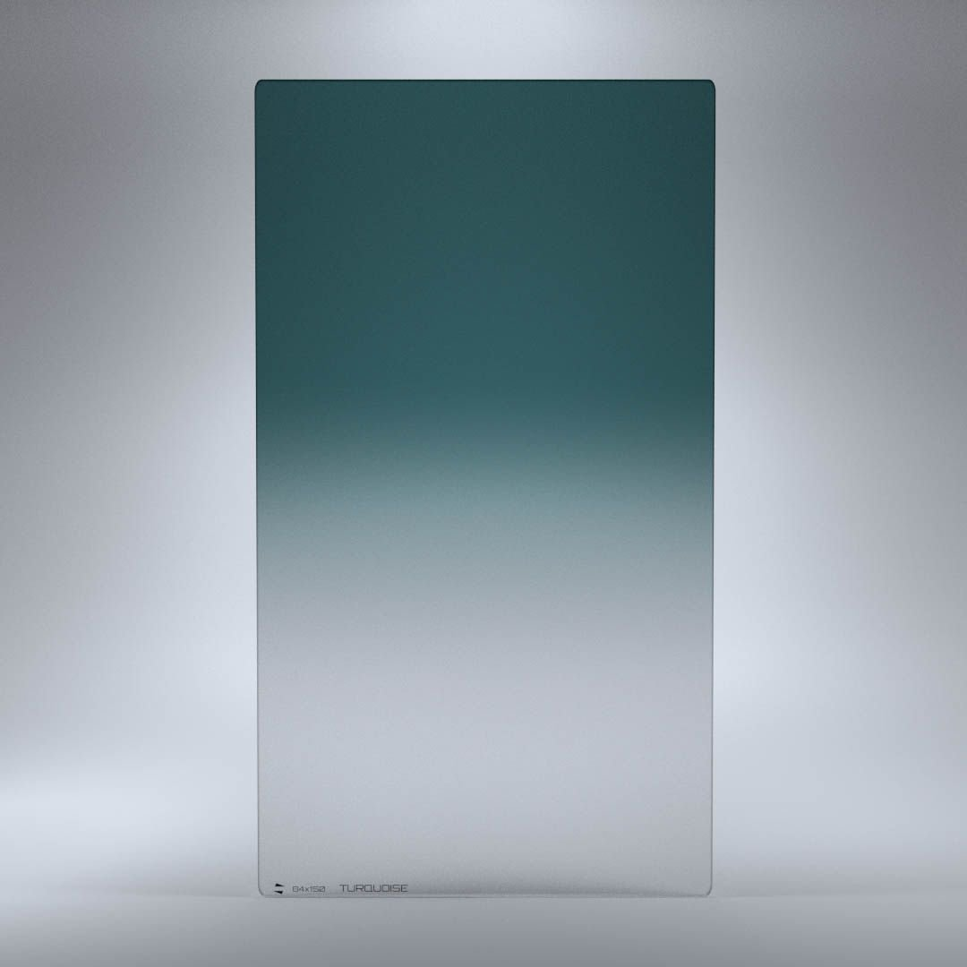 RAY MASTERS filtr Deep Turquois 84x150 mm