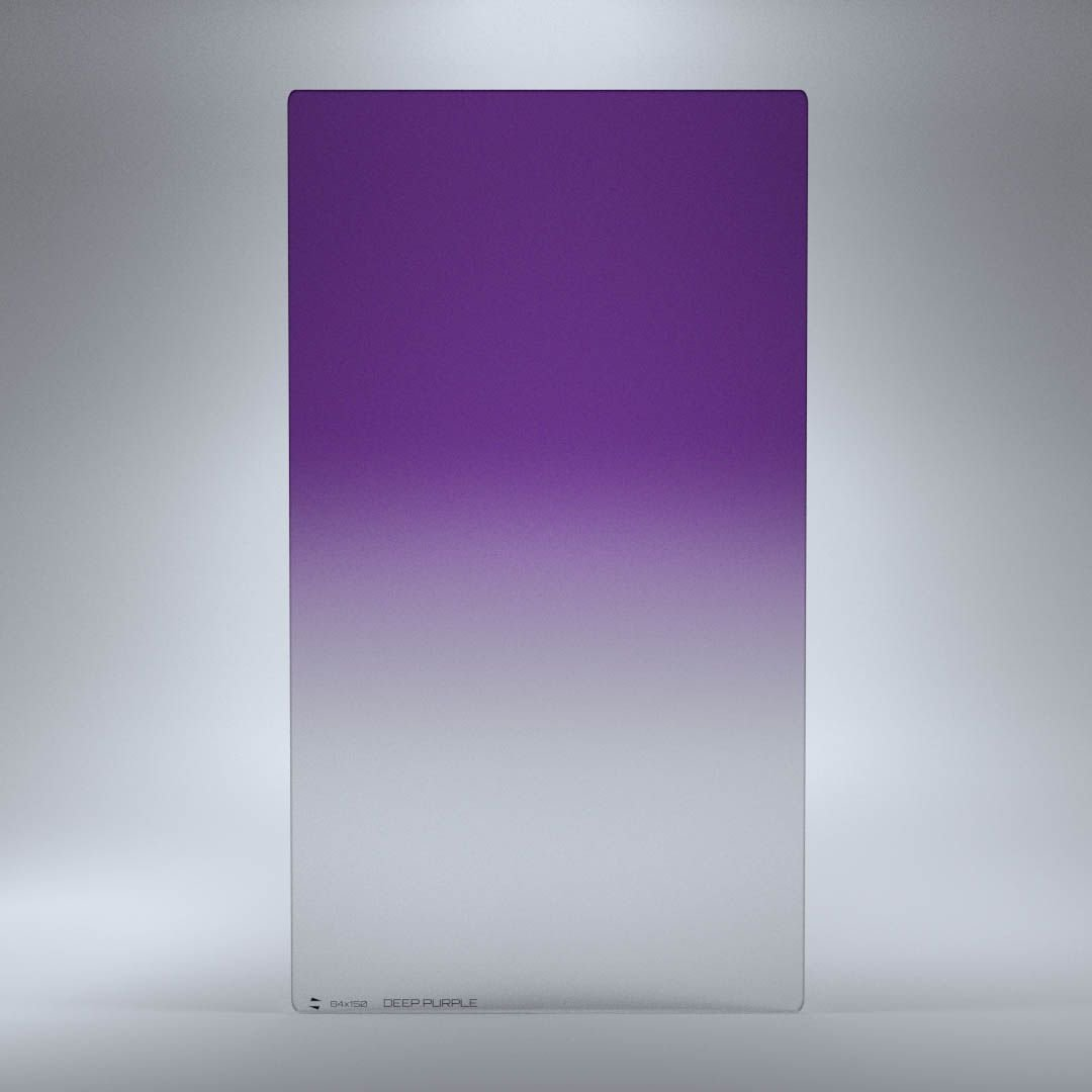 RAY MASTERS filtr Deep Purple 84x150 mm