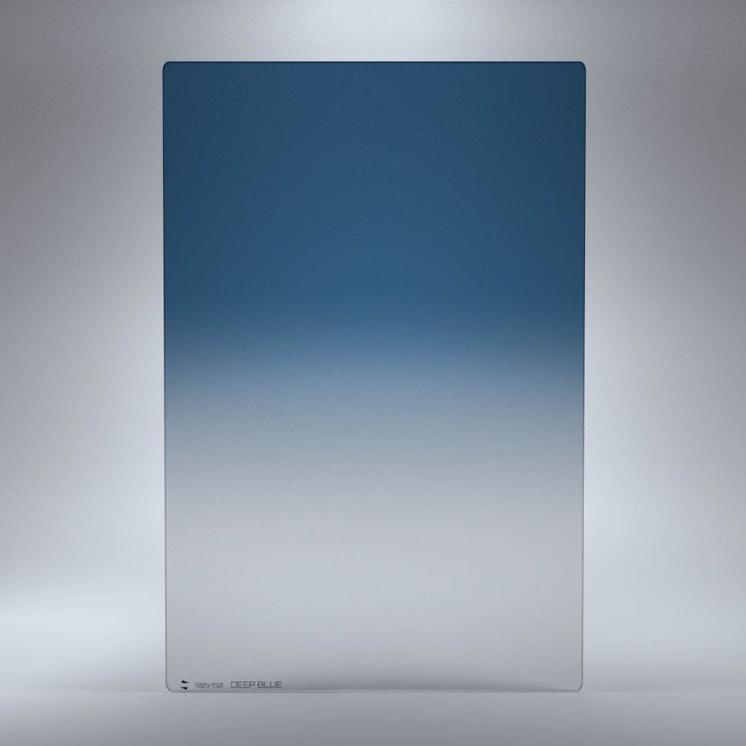 RAY MASTERS filtr Deep Blue 100x150 mm