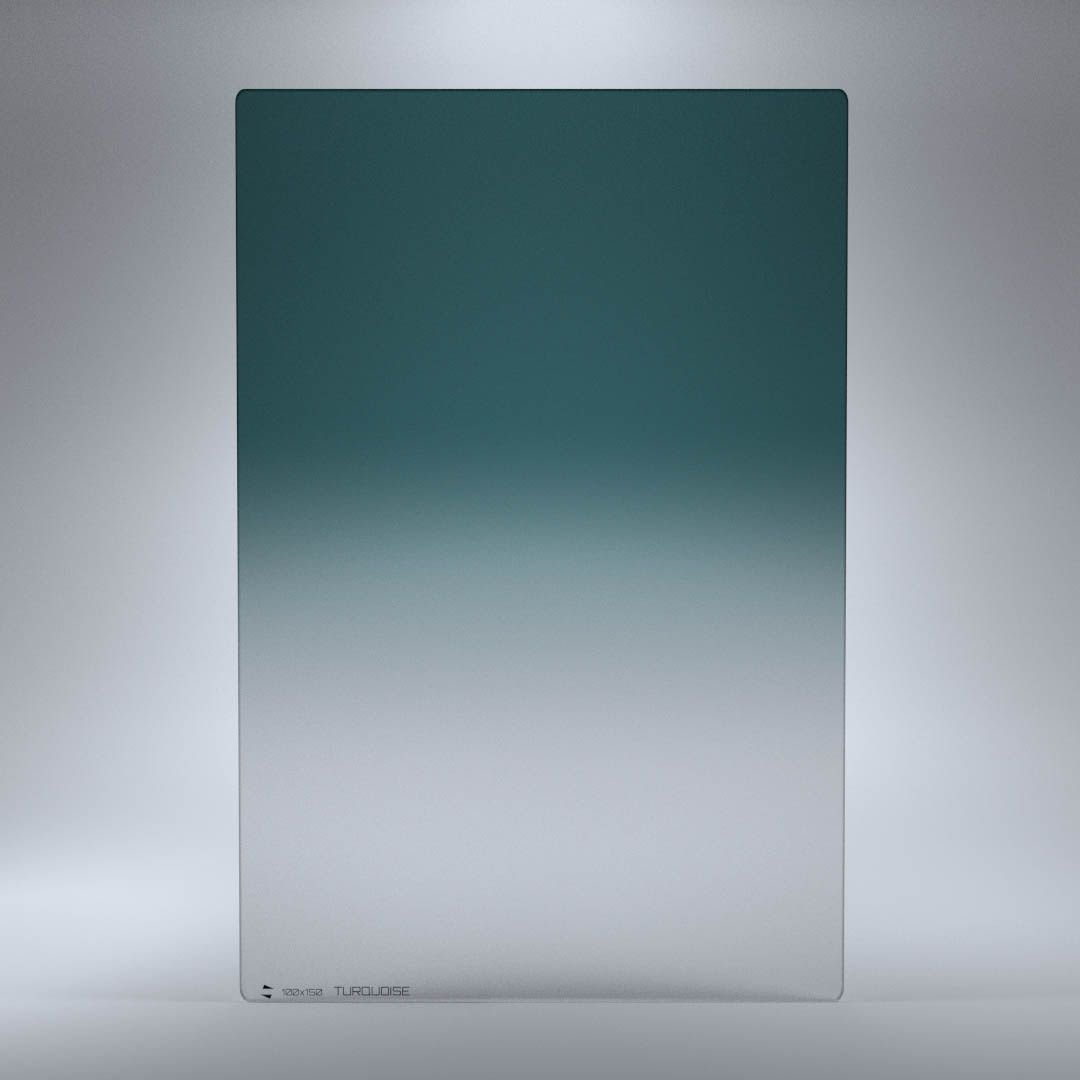 RAY MASTERS filtr Deep Turquois 100x150 mm