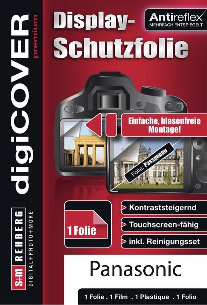 S+M folie antireflexní na LCD pro Panasonic DMC-GX7, GF7, TZ80/TZ100