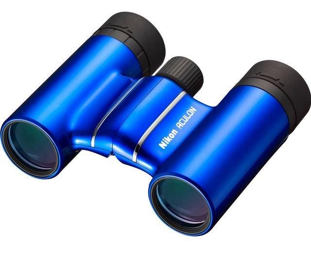 NIKON 8x21 ACULON T01 BLUE - dalekohled