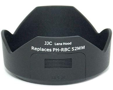 JJC sluneční clona PH-RBC52 pro Pentax DA 18-55 WR