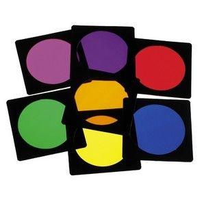 FOMEI DFS-sada 7 barevných filtrů 16,5cm