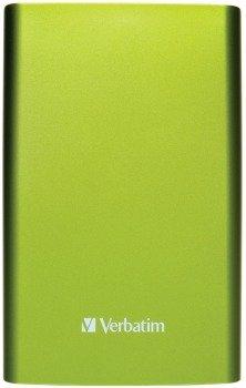 "VERBATIM HDD 2,5"" 1TB USB 3.0 zelený"