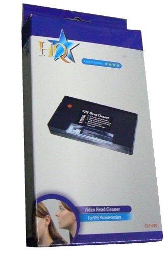 HQ čistící kazeta VHS