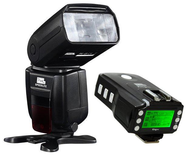 PIXEL X800C PRO + vysílač KING sada pro Canon