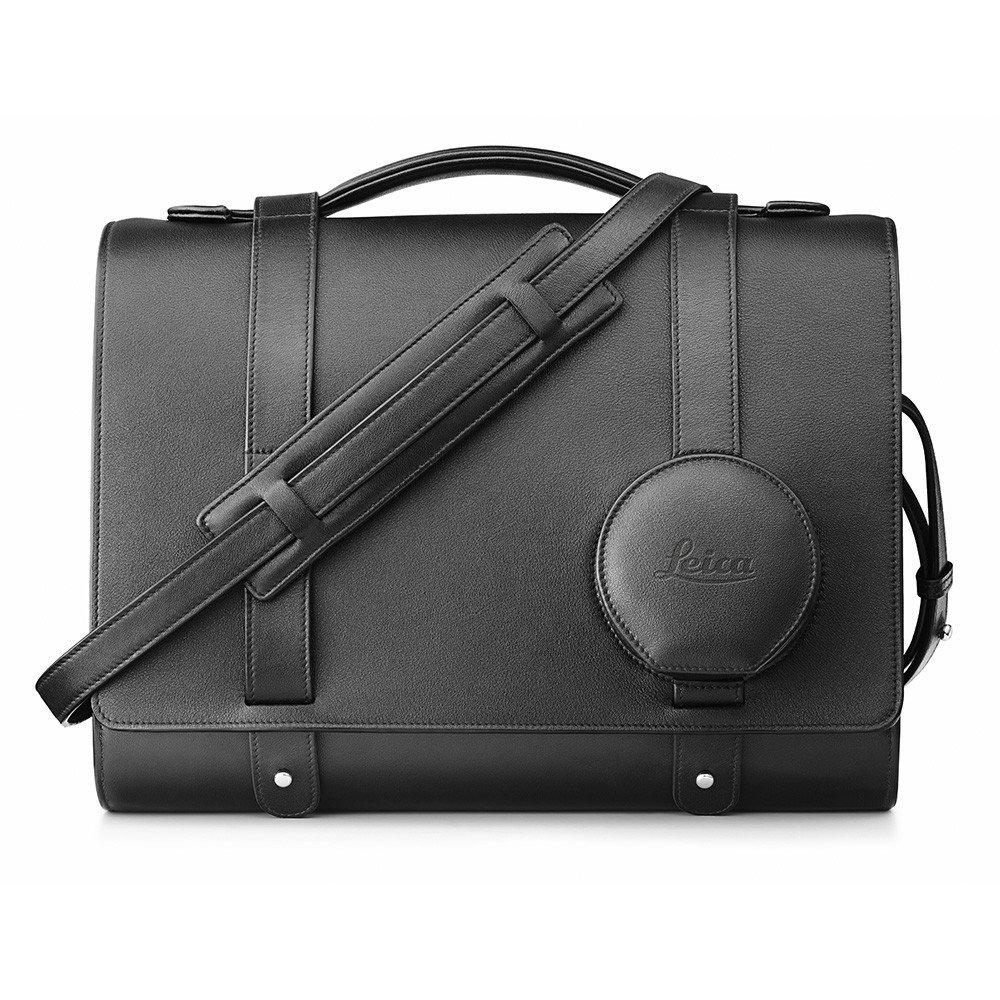 LEICA brašna Day bag kožená černá pro Leicu Q