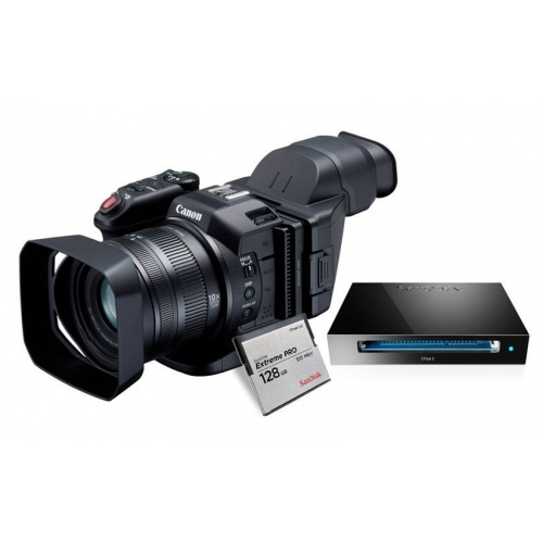 CANON EOS XC10 128GB Reader Kit