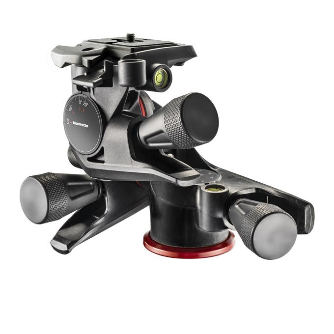 MANFROTTO MHXPRO-3WG - fotogr. hlava mikroposuvná