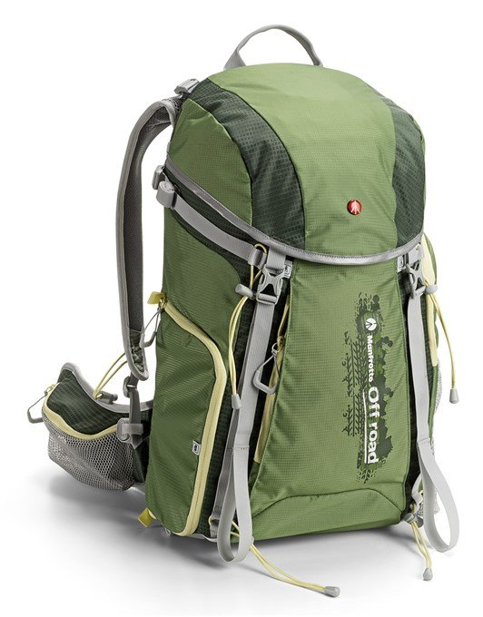 MANFROTTO Off road HIKER 30L zelený - fotobatoh