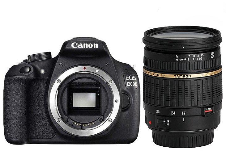 CANON EOS 1200D + TAMRON 17-50 mm Di-II