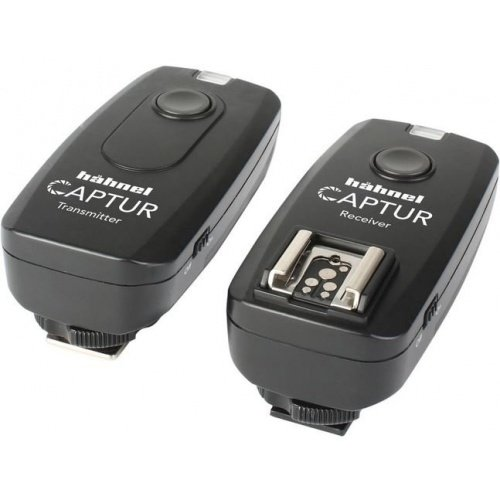 HAHNEL Captur rádiová spoušť fotoaparátu/blesku pro Olympus/Panasonic